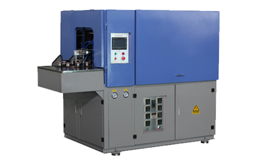 Automatic Blow Moulding Machine - Acuapuro Water