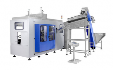 Fully Auto Blow Moulding Machine - Acuapuro Water