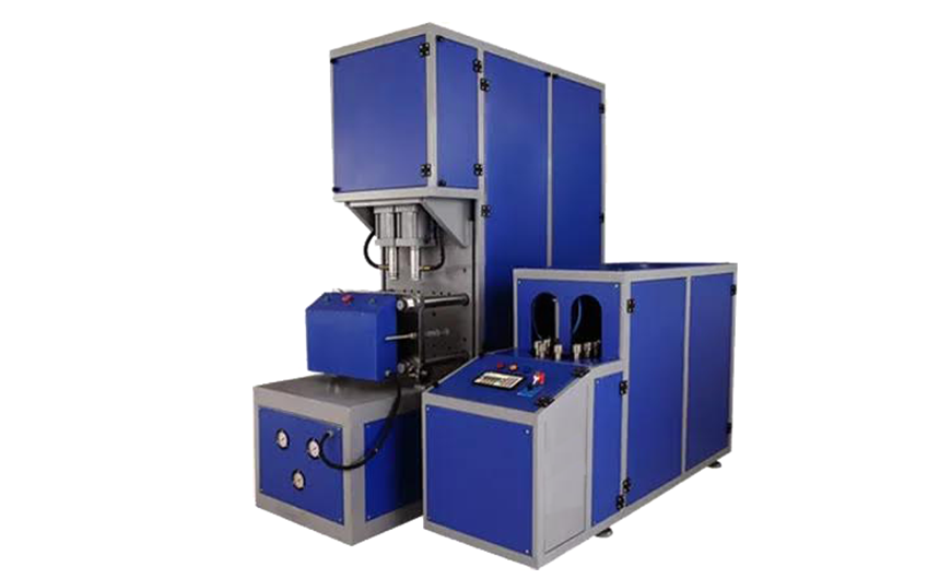 Semi Automatic Blow Moulding Machines at Best Price in Ahmedabad - Acuapuro Water