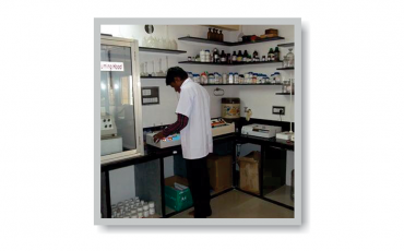 Chemical Lab - Acuapuro Water