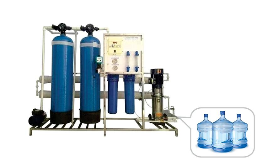 FRP RO Plant - Acuapuro Water