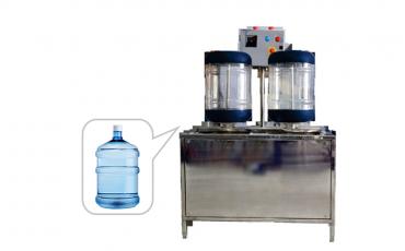 Semi Auto Jar Washing and Filling Machine - Acuapuro Water