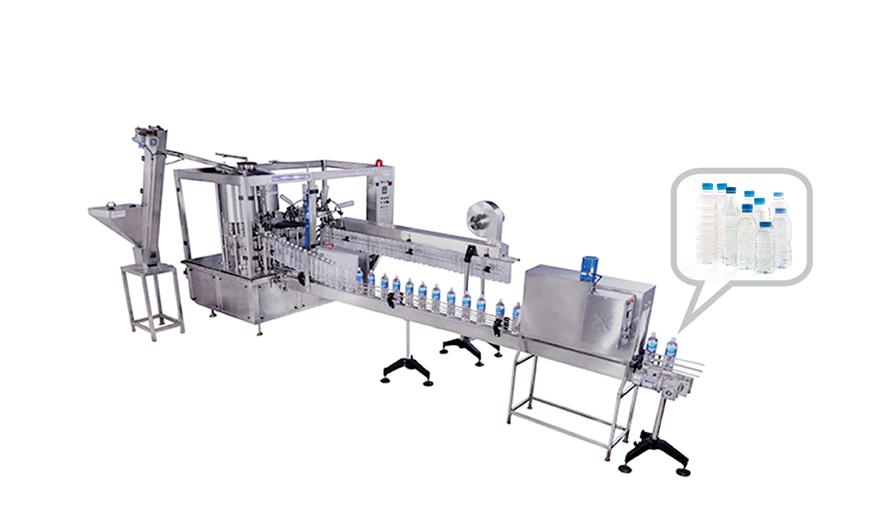 Water Filling Machine - Acuapuro Water